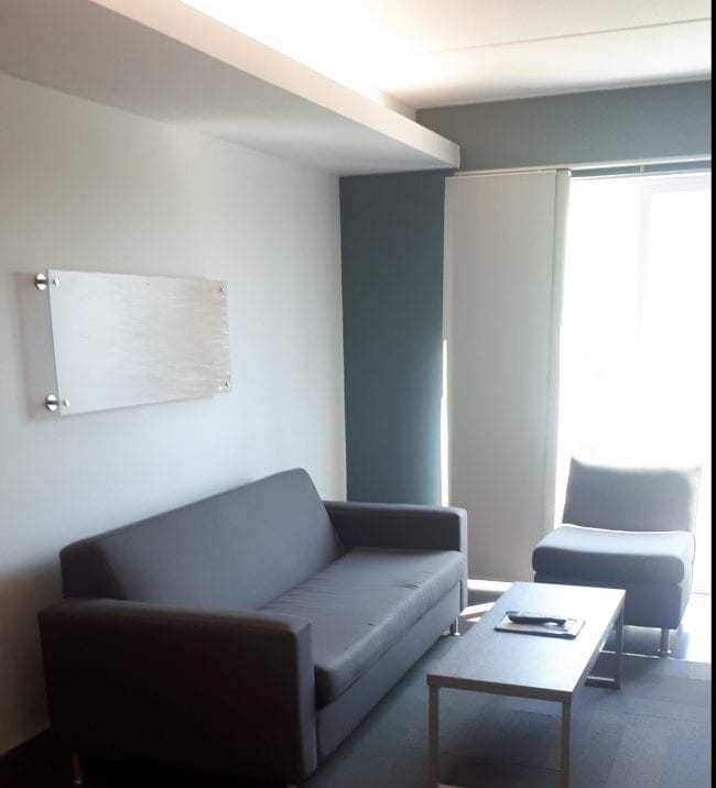 Clergy conference room
