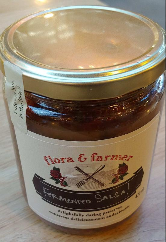salsa from Preserve