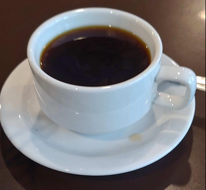 Coffee at Cafe Bella