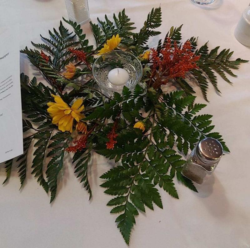 centerpiece for the future of feasting