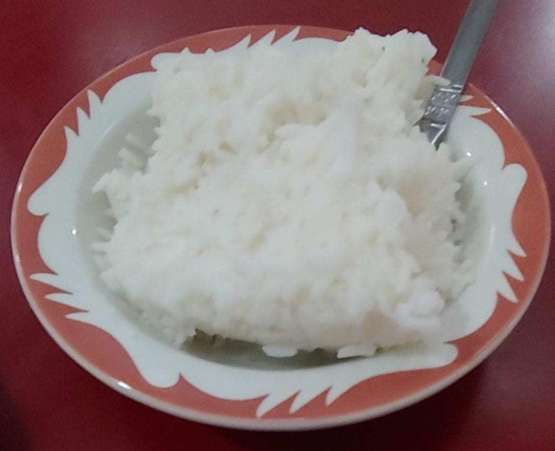 Rice from New Asia