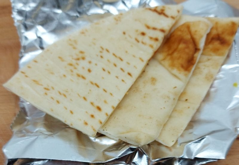 Naan to go with the Vindaloo