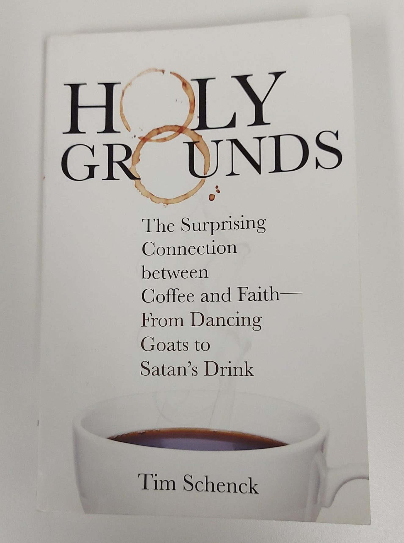 Front cover of Holy Grounds