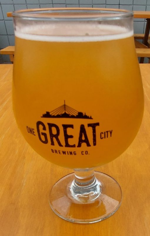 One Great City Witbier