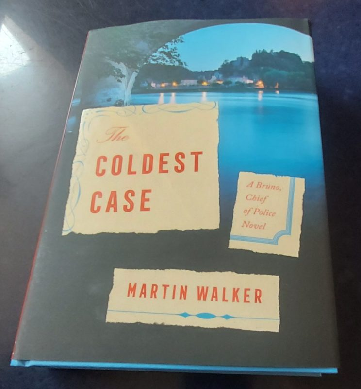 The coldest case dust cover